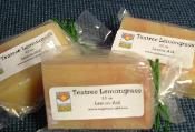 Green Tea/Teatree Lemongrass Soap 4.5 oz (NEW LARGE SIZE)
